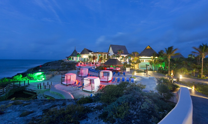 Emplacement exceptionnel Hotel Kore Tulum Retreat and SPA Resort - Tulum