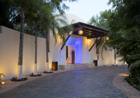 Kore Tulum Retreat & Spa Resort - Entrée - Hotel Kore Tulum Retreat and SPA Resort-