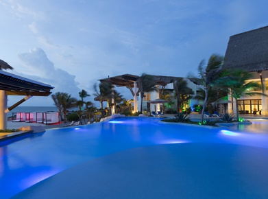 PISCINE Hotel Kore Tulum Retreat and SPA Resort