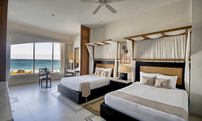 LUXURY JACUZZI SUITE VUE SUR MER DOUBLE Hotel Kore Tulum Retreat and SPA Resort Tulum