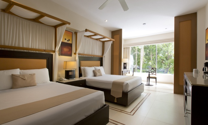 LUXURY JACUZZI SUITE VUE JARDIN DOUBLE Hotel Kore Tulum Retreat and SPA Resort Tulum
